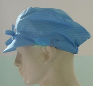 ESD Bowknot Cap (LTLD205-1) pictures & photos
