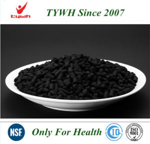 Hot Sell Granular Ctc 60 Activated Carbon for Biogas pictures & photos