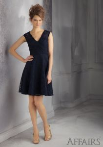 Lace Prom Party Evening Bridesmaid Fashion Dresses (FD14001) pictures & photos