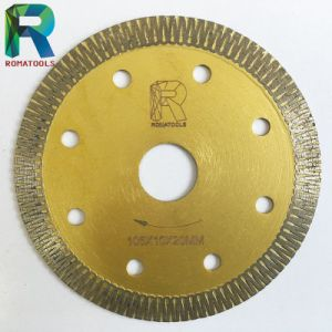 180mm X Type Diamond Discs for Stone Ceramic Glass Granite Cutting pictures & photos