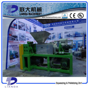 Plastic Film Squeezer Machinery