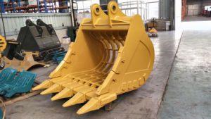 China Made Promption Price Excavator Sieve Bucket Skeleton Bucket pictures & photos