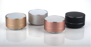 Bluetooth Portable Mini Metal Speaker