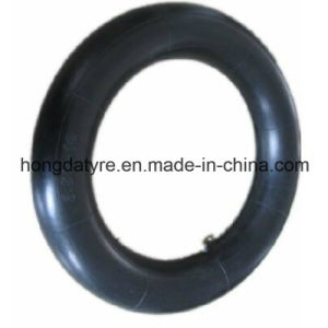 High Tensile Strength 300-14 Butyl Motorcycle Inner Tube pictures & photos