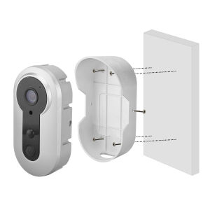 Outdoor WiFi Doorbell with Battery pictures & photos
