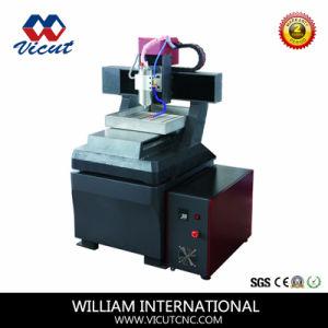 High Accuracy CNC Mini Router Engraver (VCT-4030A) pictures & photos