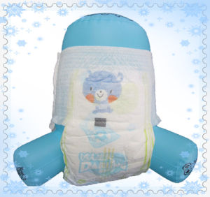 Cotton Training Pants Baby Product Disposable Diaper Made in China pictures & photos