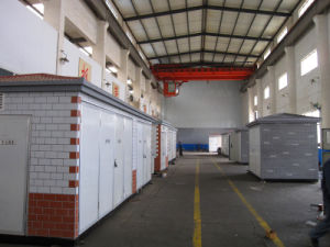 European Box-Type Power Transformer Substation for Power Supply pictures & photos