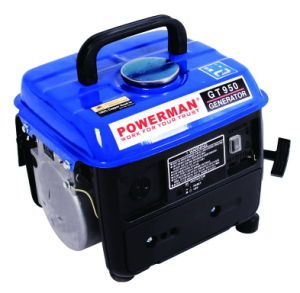 600W Gasoline Generators with Manual Start (recoil start) (GT950) pictures & photos