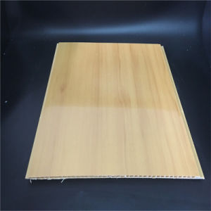 Wooden Color 7*250mm PVC Wall Panel for Construction Material pictures & photos