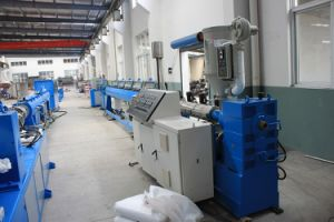 PVC Foaming Pipe Extrusion Production Line pictures & photos