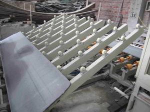 Automatic Polishing Line Stone Polishing Machine pictures & photos