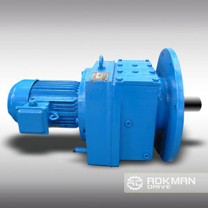 CE Approved R Series Helical Gearbox pictures & photos