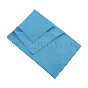 Blue Microfiber Cleaning Cloth (JL-155)