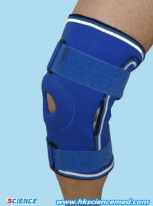 Neoprene Hinge Knee Support, Orthopedic Products (SC-KN-056) pictures & photos
