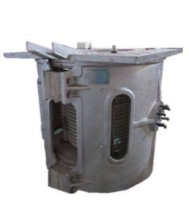 0.25ton Aluminum Shell Induction Melting Electric Furnace
