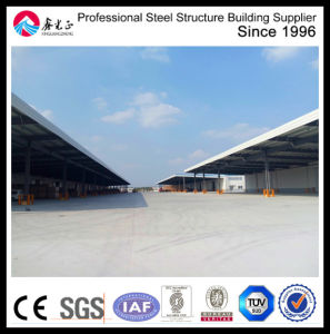 Durable and Low Cost Prefabricated Steel Structure Building pictures & photos