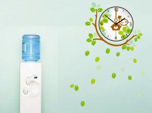 Clock PVC Wall Sticker (TP-149)