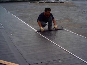Elastomer Sbs Asphalt Waterproofing Membrane pictures & photos