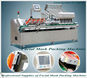 Facial Mask Packing Machine Supplier pictures & photos