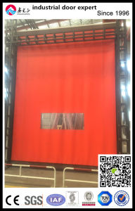 Industrial Automatic Plastic Rolling Door pictures & photos