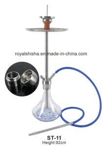 Smoking Water Pipe Stainless Steel Kaya Shisha pictures & photos