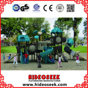 New Jungle Kids Plastic Outdoor Playground for Sale pictures & photos