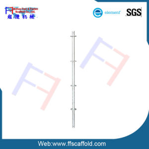 Ring Lock Scaffolding Vertical/ Vertical Post/ Standards pictures & photos