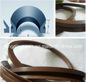 Piston Seal Ring V Type Rubber Water Seal pictures & photos