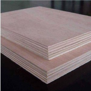 Melamine Glue Pencil Cedar Face/Back Commerical Plywood pictures & photos
