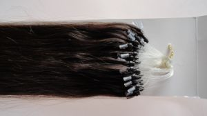 Indian Virgin Remy Micro Loop Hair Extension pictures & photos