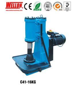 16kg Pneumatic Forging Hammer (Mini Air Hammer C41-16 KG) pictures & photos