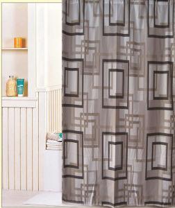 Beautiful Design Bathroom Curtain pictures & photos