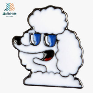 Die Cast Zinc Alloy Custom Enamel Doggie Metal Badge pictures & photos