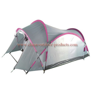 2-3 Persons 190t Polyester Outdoor Camping Tent (ETA01314) pictures & photos
