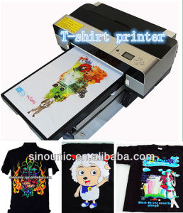 High Quality Multi-Use T-Shirt Printer pictures & photos