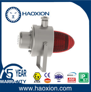 Explosion Proof Sound and Light LED Warning Light pictures & photos
