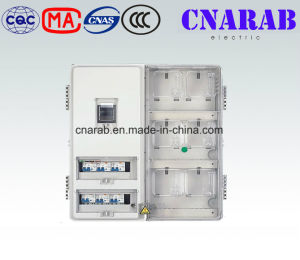 6 Way Distribution Box with Transparent PC/ABS pictures & photos