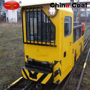 China Coal Cty8/6, Explosion Proof Electric Locomotives pictures & photos