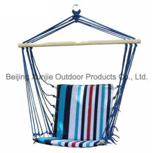 100% Cotton Canvas Hanging Chair