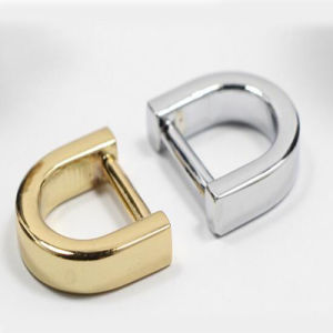 China Cheaper Handbag D Ring Buckle, Metal D Ring, Bag D Rings, pictures & photos