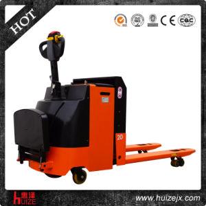 Capacity 1 Ton Size 685mm*1150mm Electric Stacker (Model No. HZCBD10-07)