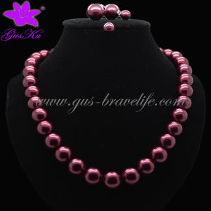 2015 Gus-Pns-001 Newest Fashion Pearl Necklace Jewelry Set pictures & photos