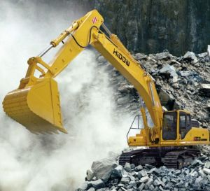 Hidow Excavator Hw360-8 pictures & photos