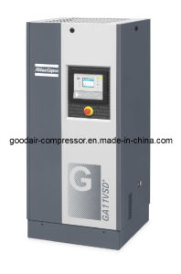 Atlas Copco Ga75 VSD Screw Air Compressor pictures & photos