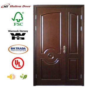 Hot Sale Steel Door/Steel Security Entrance Door for Villa/Steel Security Door