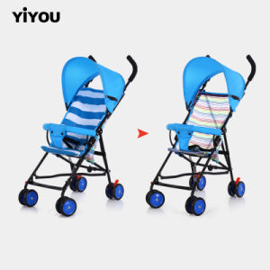 2017 Best Sale Baby Stroller with Blue Color pictures & photos