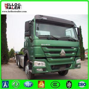 HOWO 6X4 Diesel Tractor Truck Heavy Truck Sinotruk Trailer Tractor Truck pictures & photos
