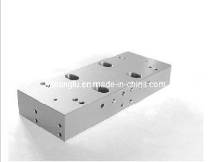 CNC Machining Part Aluminum Railway CNC Machined Parts