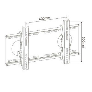 "LCD TV Wall Mount for 22-37"" Plasma pictures & photos"